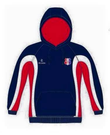 Kukri Club Kids Hoodie – Child Size 6