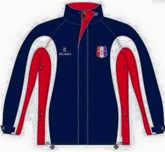 Kukri Club Track Jacket – Large