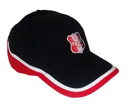 Club Fundraiser – Baseball Tri-Colour Hat
